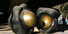 Unidades-yunta, Museo de escultura al aire libre, Madrid