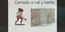 2ESO - Refranes y frases hechas -  Jimena Teso
