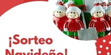 SORTEO NAVIDAD AMPA CEIP BLAS DE OTERO