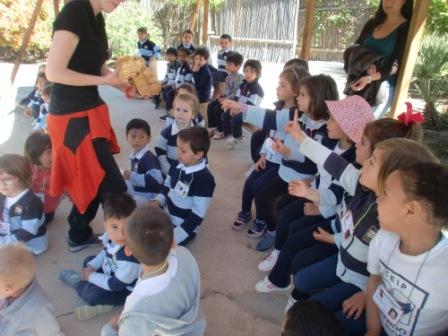 2017_04_04_Infantil 4 años en Arqueopinto 1 35