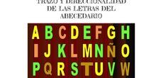 INFANTIL - 5 AÑOS - SONIDO Y ARTICULACIÓN DE LAS LETRAS - FORMACIÓN