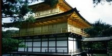 Templo de Rokuon (pabellón dorado), Kioto