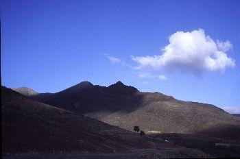 Paisaje lunar, Fuerteventura