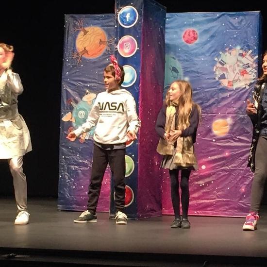 2019_02_15_5º visita The New Little Prince_CEIP FDLR_Las Rozas 5