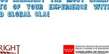 The Global Classrooms Programme in Madrid