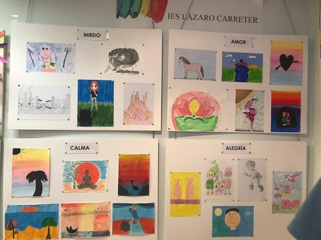 Muestra de Dibujo Escolar 1