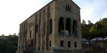 Santa María del  Naranco, Oviedo, Principado de Asturias