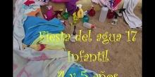 Fiesta del Agua 17 CEIP Amadeo Vives Infantil 4 y 5 años