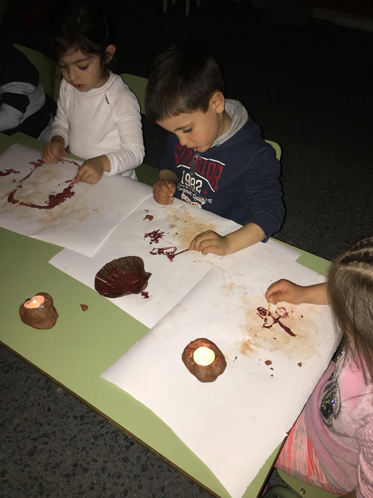 2019_03_15_Infantil 4B descubre la pintura rupestre_CEIP FDLR_Las Rozas 8
