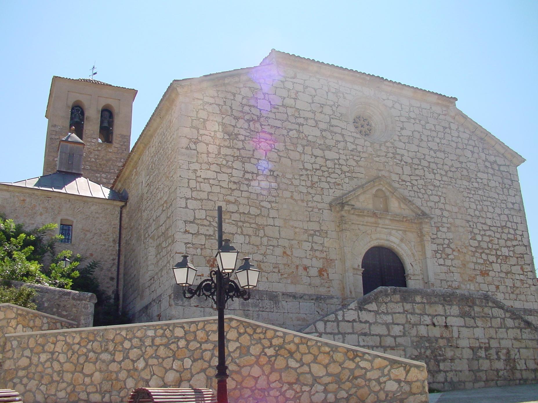 Iglesia en Villalbina