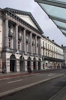 Cine Capitol en zona sur, Gante, Bélgica