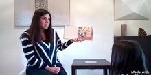 Lectura compartida y dialogada(Los tres cerditos). Mª Lucía Tapia