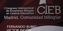 Mesa de comunicación: Implementation of plurilingual programmes: the case of Andalusia