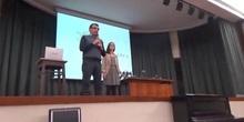 Presentación de la extraescolar de robótica