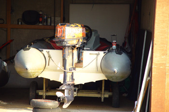 Lancha motora