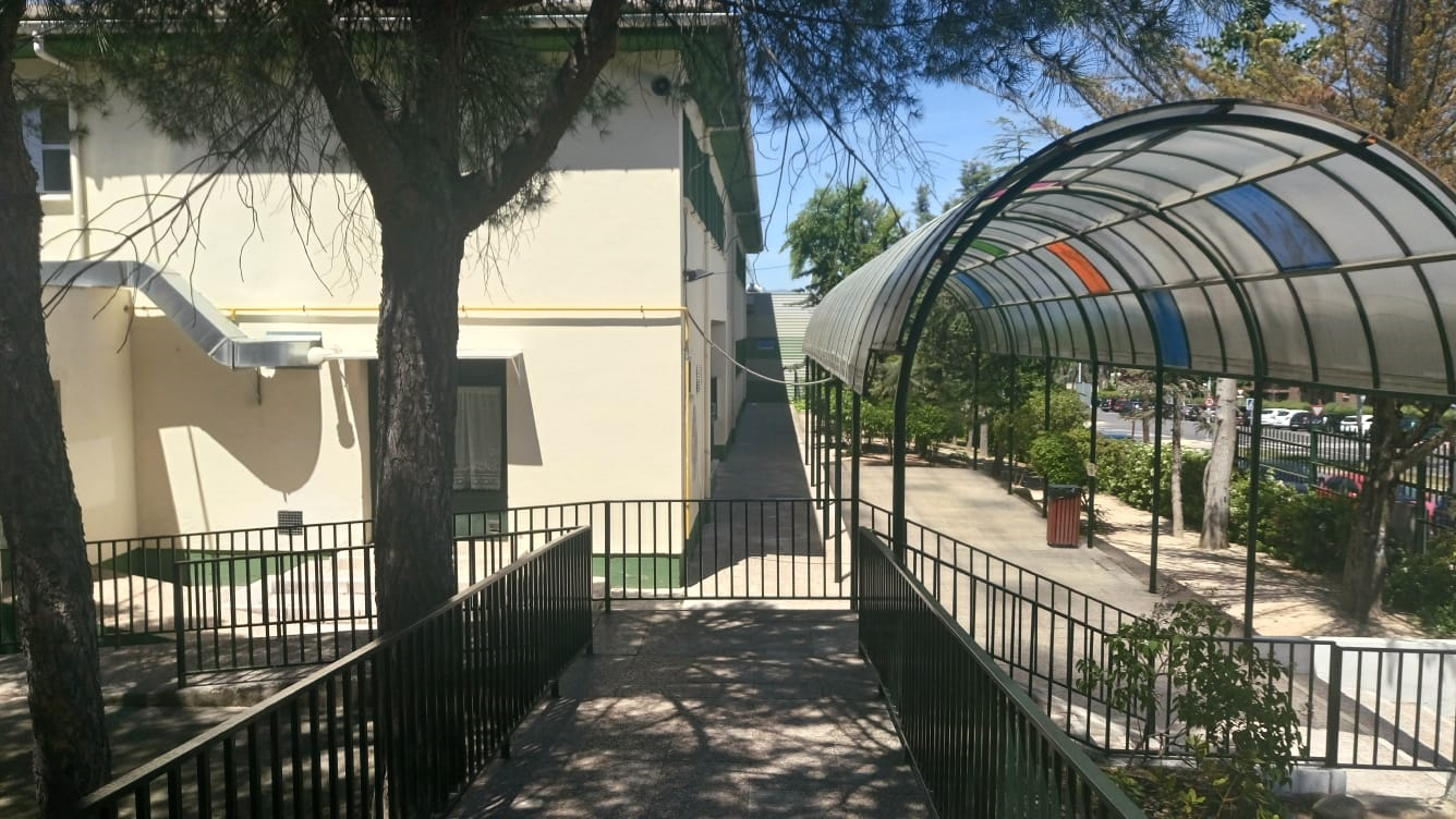 CEIP Fernando de los Ríos_Instalaciones_Edificio 6_2018-2019 6