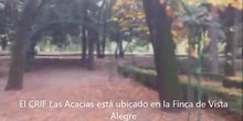 Jardines del CRIF Las Acacias