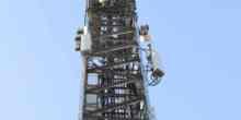 Torre de telecomunicaciones para telefonía móvil 5G