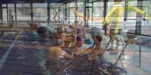 Fotos piscina 1º de primaria