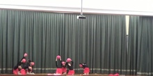 Exhibición de Gimnasia Rítmica. Curso 2015-16. Vídeo 4
