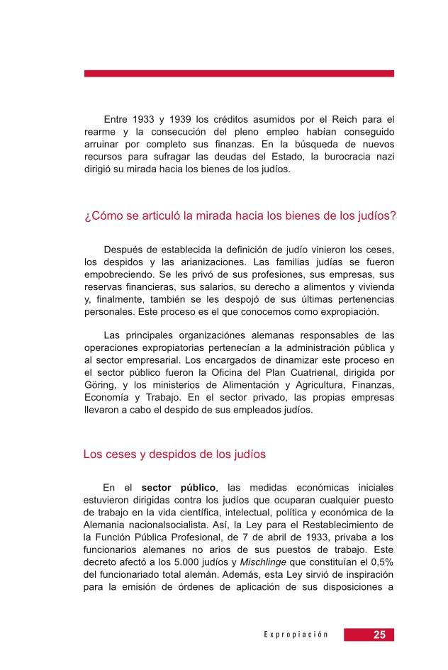 Página 25 de la Guía Didáctica de la Shoá