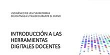 Guía sobre Educamadrid y edición de trabajos (Profesorado y alumnado)