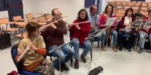 JINGLE BELLS. LA CLASSBAND DE LOS PROFESORES. CTIF MADRID SUR