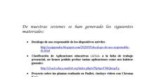 Materiales Ipads C.E.I.P. Peñalta
