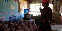 Educación Infantil 4 años A Dramatización: Chinito Chínchate Actividades
