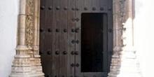 Puerta de la Iglesia de La Magdalena - Olivenza, Badajoz