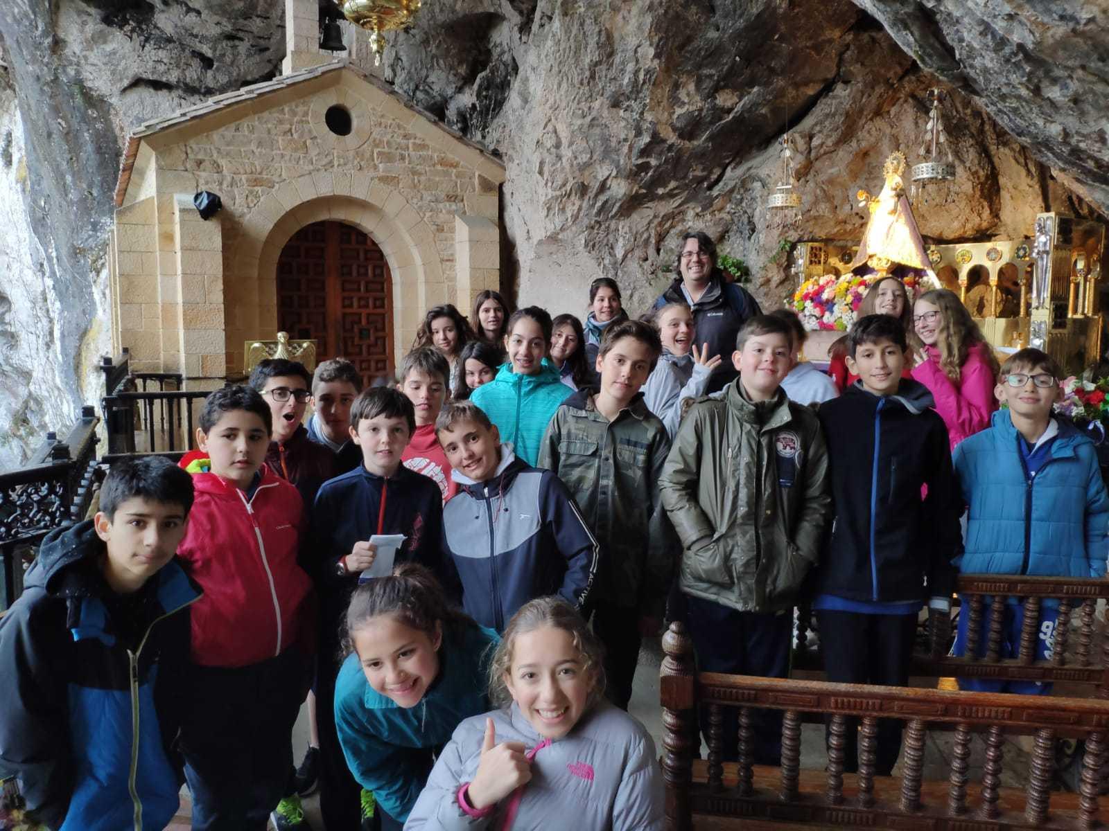 Santa Cueva de Covadonga 5