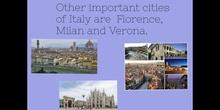 PRIMARIA - 3º - ITALY - SOCIAL SCIENCE - NOA, FERNANDO Y CARMEN - FORMACIÓN