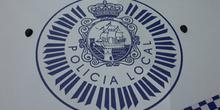 Escudo de policía