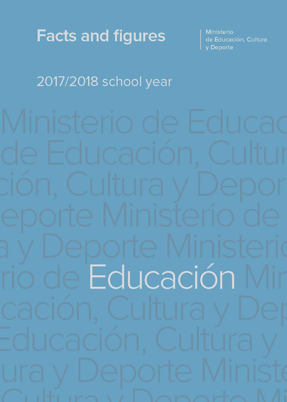 datos y cifras 2017_18