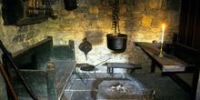 Casa de campesinos (s.XIX): Llar, Museo del Pueblo de Asturias,