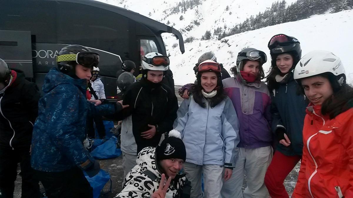Viaje de Esquí 2018 1