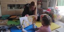 Taller cuentos y lectura en la primera infancia. Sara Manso Gómez
