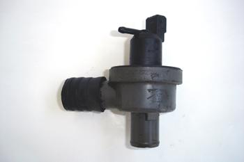 Inyección K-Jetronic. Válvula by-pass del plato sonda