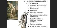 10. 3. La escultura barroca