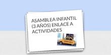Asamblea Infantil 3 años
