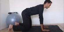 11_Fortaleciendo los multífidos con Pilates
