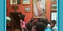 2º PRIMARIA EN LA CASA MUSEO SOROLLA
