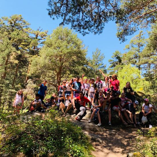 ceip_SanGregorio_Galapagar; Excursión 6º Boca del Asno 15