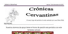 Crónicas Cervantinas - 22 de diciembre de 2015