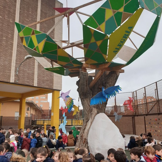 Día de la Paz 2020. El árbol de la Amistad 23