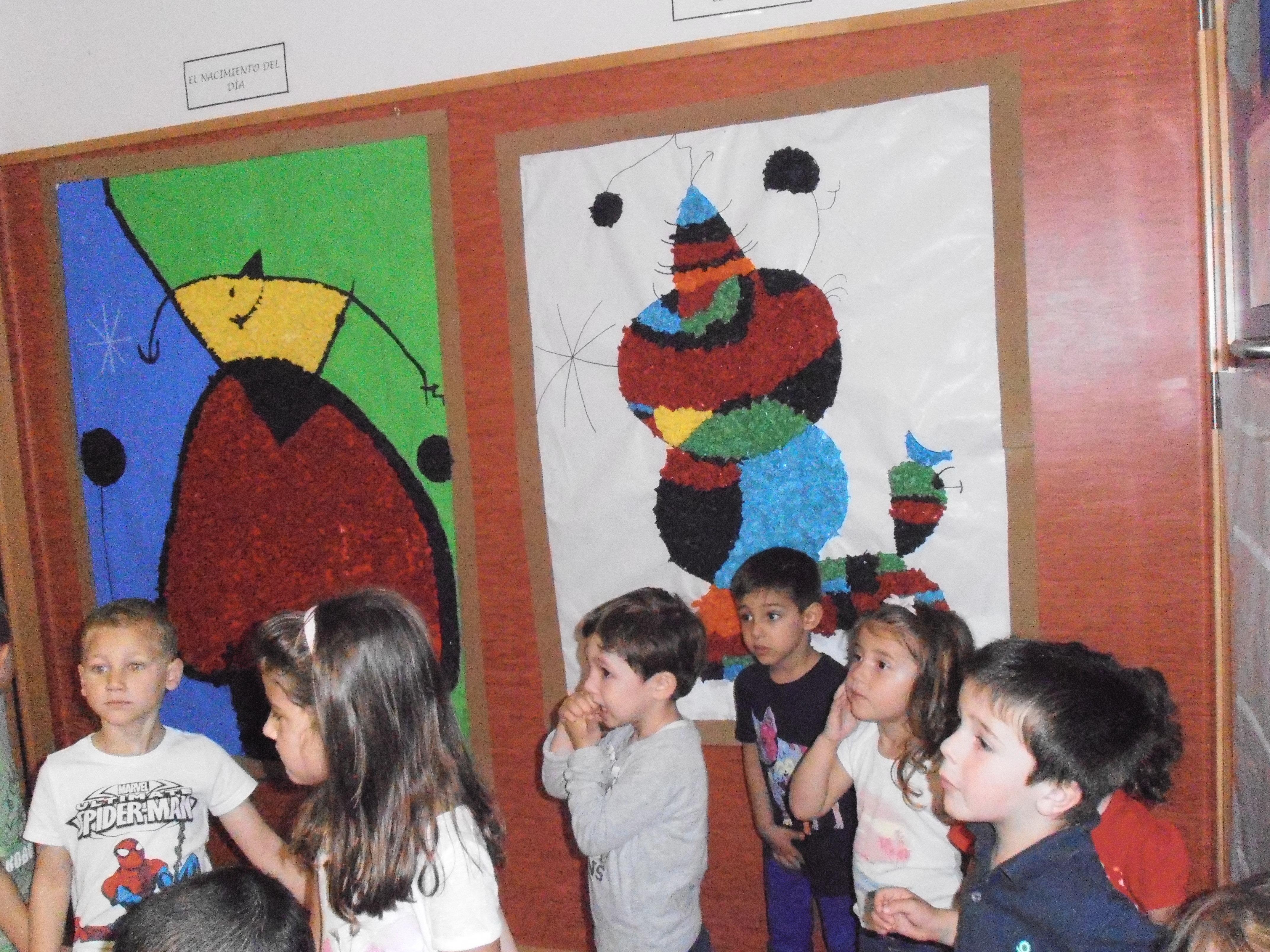 Pintores en Educación Infantil 5