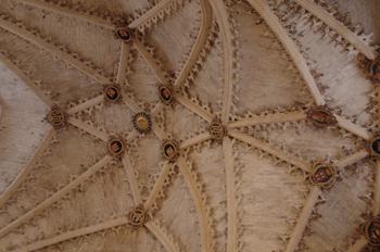 Bóveda de crucería, Catedral de Burgos, Castilla y León