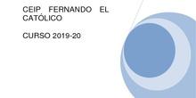 PROYECTO EDUCATIVO - CEIP FERNANDO EL CATÓLICO