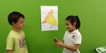 Primaria_2ºEP A_Presenting the weather forecast_Social Science_Actividades
