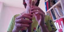 Juego de tronos. Flauta